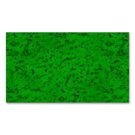 Bright Neon Green Cork Bark Look Wood Grain