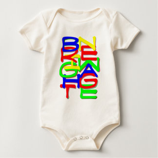 Bright New Age Baby Bodysuit