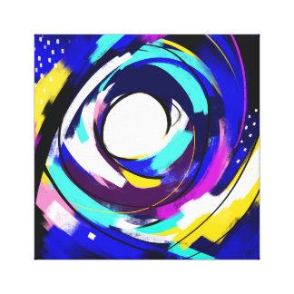 Bright Night Canvas Print
