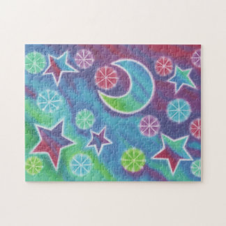 Bright Night jigsaw puzzle