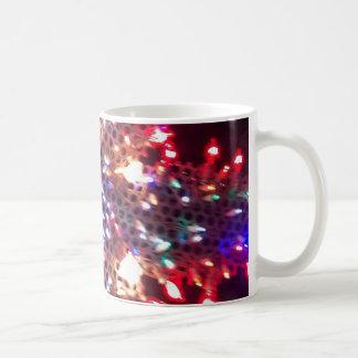 Bright Night Lights Coffee Mug
