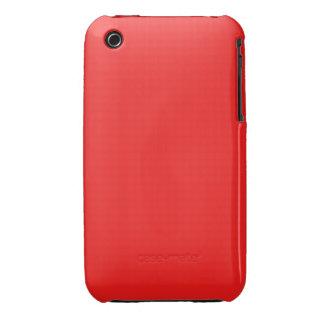 bright orange color iPhone 3 cases