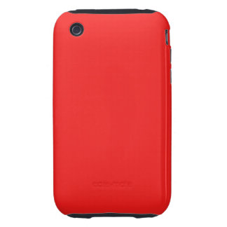 bright orange color tough iPhone 3 covers