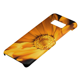 Bright Orange Daisy Wildflower Case-Mate Samsung Galaxy S8 Case