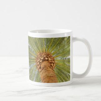 Bright Palm Basic White Mug
