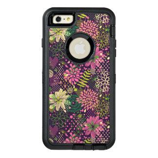 Bright pattern OtterBox defender iPhone case