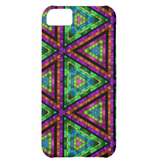Bright Patterns iPhone 5C Case