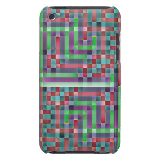 Bright Patterns iPod Touch Case