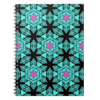 Bright Patterns Notebook