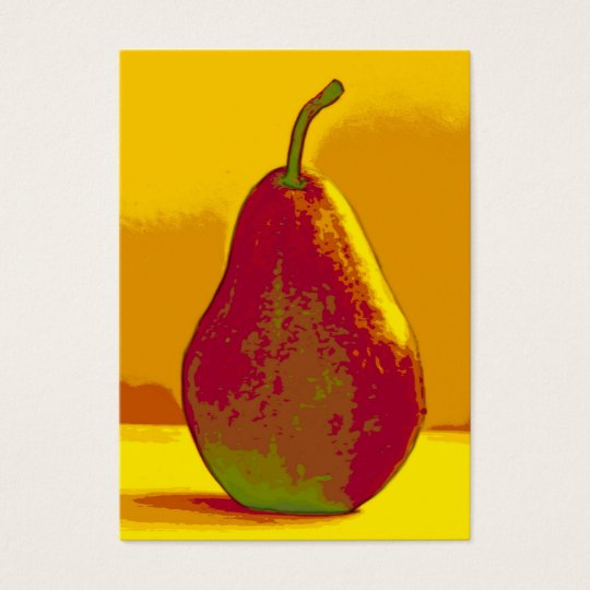 Bright Pear Biz Card