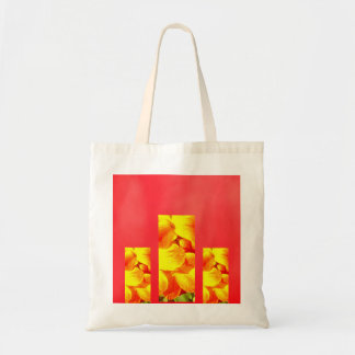 Bright Petals Tote Bag