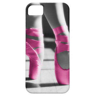 Bright Pink Ballet Shoes