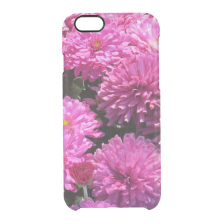Bright Pink Fall Mum Floral Iphone 6 Case