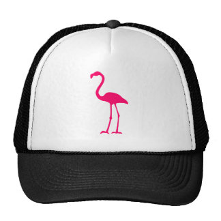Bright Pink Flamingo Cap