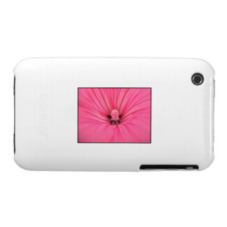 Bright Pink Flower. iPhone 3 Case-Mate Case