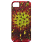 Bright pink flower close up iPhone 5 cases