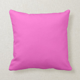 Bright Pink pillow