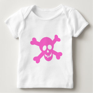 Skull And Crossbones Baby Clothes Shoes Zazzle Co Uk