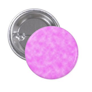 Bright Pinkish Purple Cloudy Pattern Design 3 Cm Round Badge