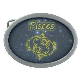 Bright Pisces Belt Buckles