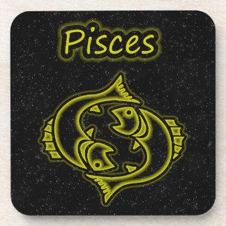 Bright Pisces Coaster