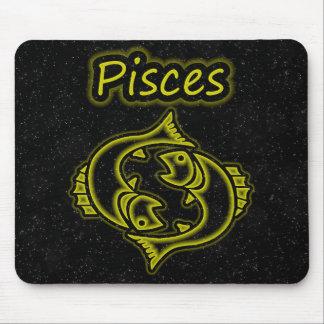 Bright Pisces Mouse Mat