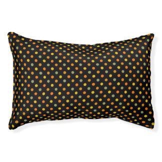 Bright Polka Dot Pattern