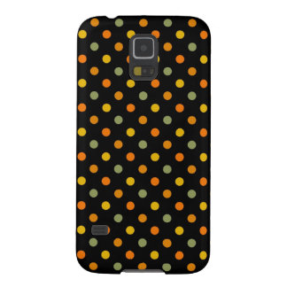 Bright Polka Dot Pattern Case For Galaxy S5