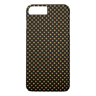 Bright Polka Dot Pattern iPhone 8 Plus/7 Plus Case