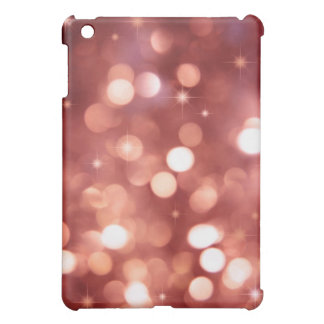 Bright Pretty Sparkles Art Custom iPad Case