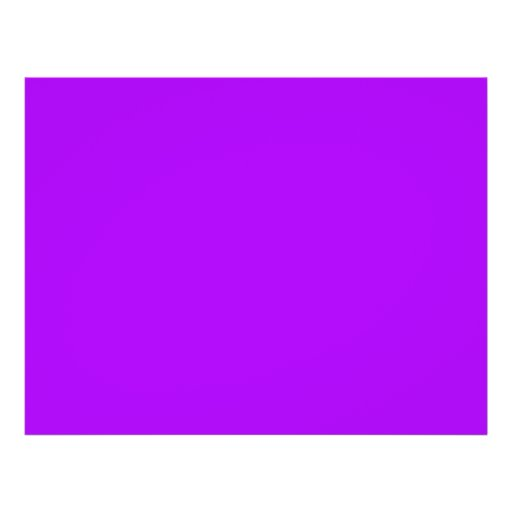 bright purple do it yourself design template custom flyer