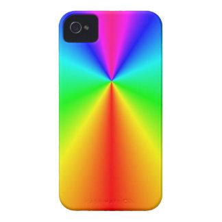 Bright rainbow Case-Mate iPhone 4 case