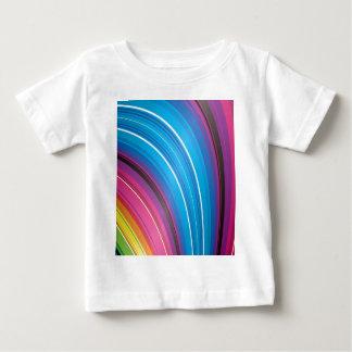 Bright rainbow falls baby T-Shirt