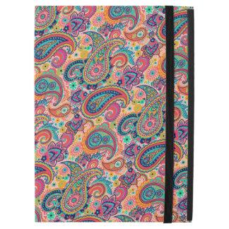 """Bright Rainbow Paisley iPad Pro 12.9"""" Case"""