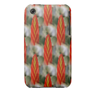 Bright Red Flaming Sword Spike Case-Mate iPhone 3 Cases