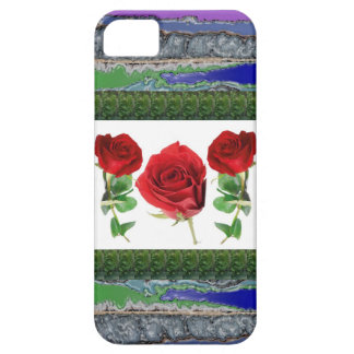 Bright red means love : Gift for all Occassions iPhone 5 Case