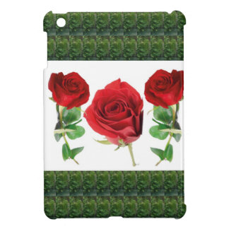 Bright red means love Gift for all Occassions iPad Mini Covers