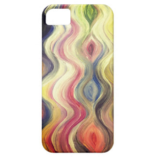 Bright ripple iPhone 5 cover