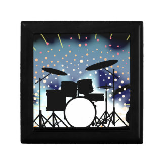 Bright Rock Band Stage Gift Box