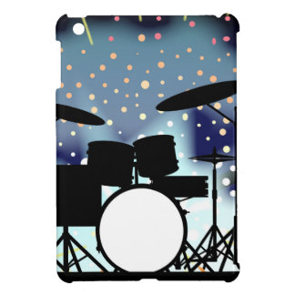 Bright Rock Band Stage iPad Mini Covers