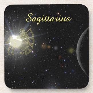 Bright Sagittarius Coaster