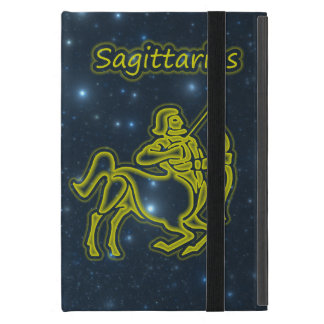 Bright Sagittarius iPad Mini Case