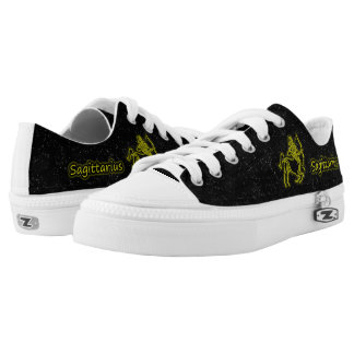 Bright Sagittarius Low Tops