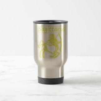 Bright Sagittarius Travel Mug