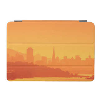 Bright San Francisco sunset. iPad Mini Cover