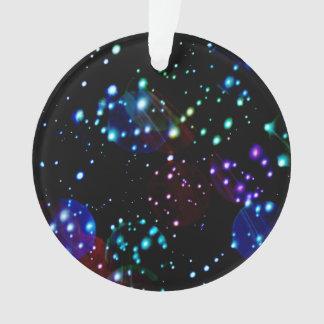 Bright Sci Fi Deep Space Fantasy Art Ornament