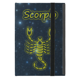 Bright Scorpio iPad Mini Cover
