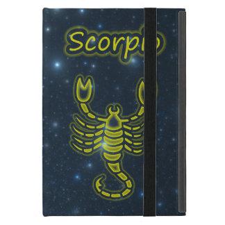Bright Scorpio iPad Mini Cover
