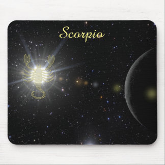 Bright Scorpio Mouse Mat