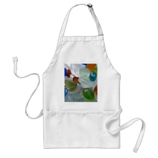 Bright Sea Glass Standard Apron